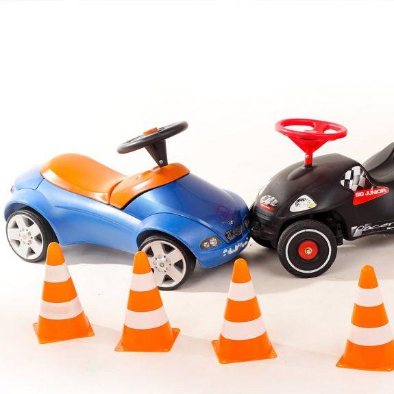 Kinderspielzeug aus recycelten Rohstoffen